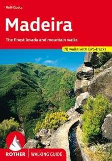 Rolf Goetz: Madeira, Buch