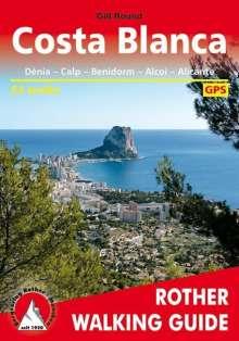 Gill Round: Costa Blanca (englische Ausgabe), Buch