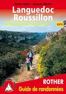 Daniel Anker: Languedoc-Roussillon (französische Ausgabe), Buch