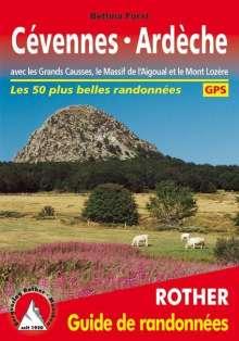 Bettina Forst: Cévennes - Ardèche, Buch