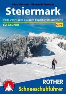 Elisabeth Zienitzer: Steiermark, Buch