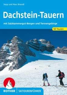 Sepp Brandl: Dachstein-Tauern, Buch