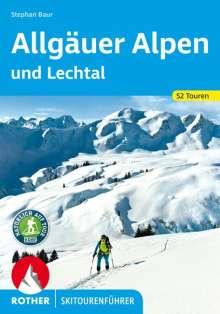 Dieter Seibert: Allgäuer Alpen und Lechtal, Buch