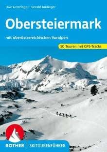 Gerald Radinger: Obersteiermark, Buch