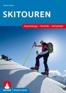 Markus Stadler: Skitouren, Buch