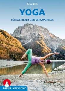 Petra Zink: Yoga für Kletterer und Bergsportler, Buch