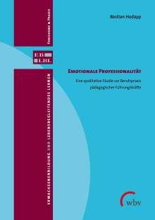Bastian Hodapp: Emotionale Professionalität, Buch