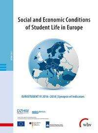 Kristina Hauschildt: Social and Economic Conditions of Student Life in Europe, Buch