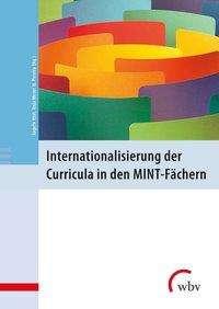 Internationalisierung der Curricula in den MINT-Fächern, Buch