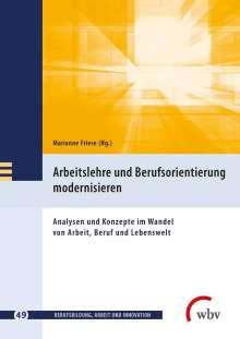 Arbeitslehre und Berufsorientierung modernisieren, Buch