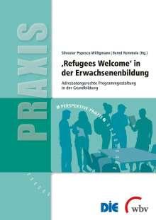 'Refugees Welcome' in der Erwachsenenbildung, Buch