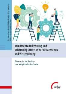 Elke Gruber: Kompetenzanerkennung und Validierungspraxis in der Erwachsenen- und Weiterbildung, Buch