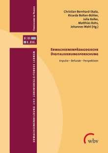 Erwachsenenpädagogische Digitalisierungsforschung, Buch