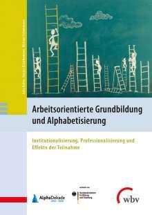 Arbeitsorientierte Grundbildung und Alphabetisierung, Buch