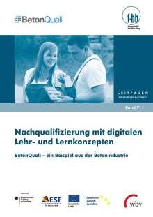 Dominique Dauser: Nachqualifizierung mit digitalen Lehr- und Lernkonzepten, Buch