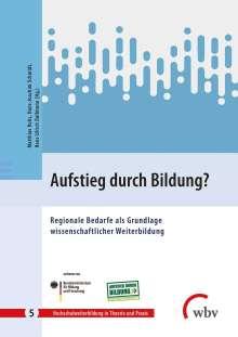 Aufstieg durch Bildung?, Buch