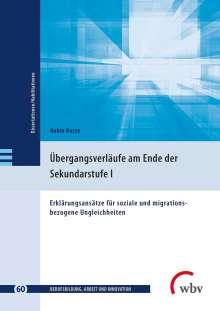 Robin Busse: Übergangsverläufe am Ende der Sekundarstufe I, Buch