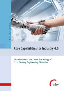 David Cropley: Core Capabilities for Industry 4.0, Buch