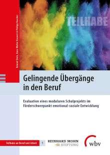 Roland Stein: Gelingende Übergänge in den Beruf, Buch