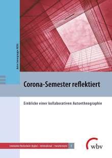 Innengruppe AEDiL: Corona-Semester reflektiert, Buch