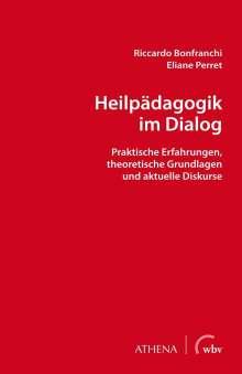 Riccardo Bonfranchi: Heilpädagogik im Dialog, Buch