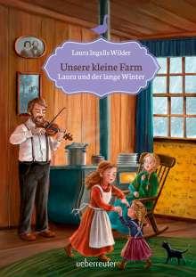 Laura Ingalls Wilder: Unsere kleine Farm 5. Laura und der lange Winter, Buch
