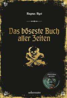 Magnus Myst: Das böseste Buch aller Zeiten, Buch