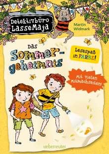 Martin Widmark: Detektivbüro LasseMaja - Das Sommergeheimnis, Buch