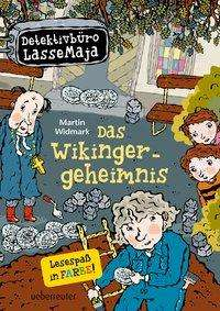 Martin Widmark: Detektivbüro LasseMaja - Das Wikingergeheimnis, Buch