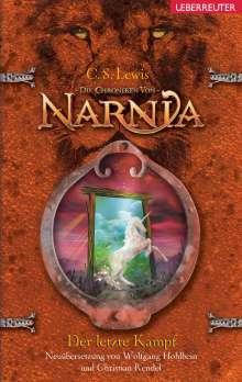 Clive Staples Lewis: Die Chroniken von Narnia 07. Der letzte Kampf, Buch