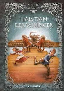 Martin Widmark: Halvdan, der Wikinger, Buch