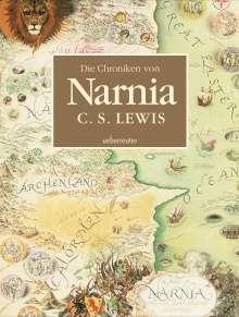 Clive Staples Lewis: Die Chroniken von Narnia - Illustrierte Gesamtausgabe, Buch