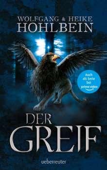 Wolfgang Hohlbein: Der Greif, Buch