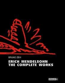 Bruno Zevi: Erich Mendelsohn - the Complete Works, Buch