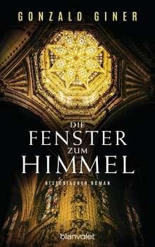 Gonzalo Giner: Die Fenster zum Himmel, Buch