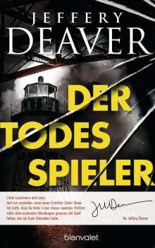 Jeffery Deaver: Der Todesspieler, Buch