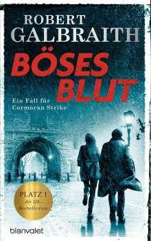 Robert Galbraith: Böses Blut, Buch
