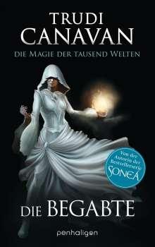Trudi Canavan: Die Magie der tausend Welten, Buch