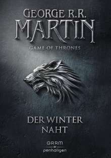 George R. R. Martin: Game of Thrones 1, Buch