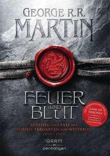 George R. R. Martin: Feuer und Blut - Erstes Buch, Buch