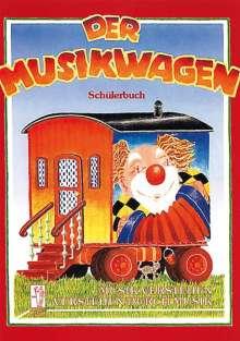 Der Musikwagen, Buch