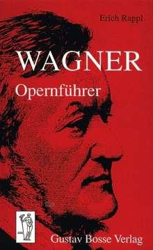 Richard Wagner: Der Wagner - Opernführer, Noten
