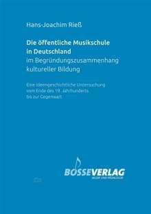 Die öffentliche Musikschule in Deutschland im Begründungszusammenhang kultureller Bildung, Buch