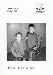 Lehrplan Posaune, Buch