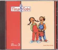 """Musikalische Früherziehung """"Tina und Tobi"""". Hörbeispiele auf CD, 3. Halbjahr, CD"""