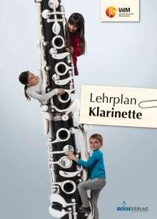 Lehrplan Klarinette, Buch
