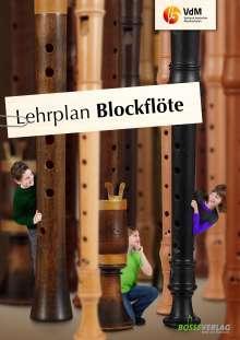 Lehrplan Blockflöte, Buch