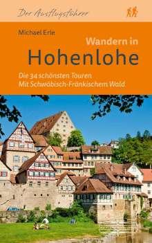 Michael Erle: Wandern in Hohenlohe, Buch
