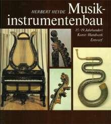 Musikinstrumentenbau, Buch