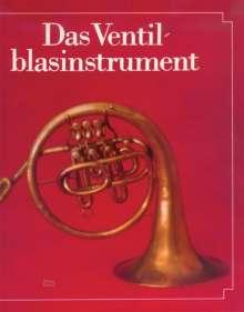 Das Ventilblasinstrument, Buch